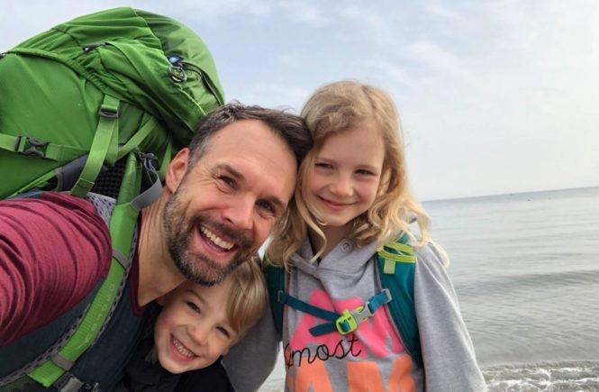 christo1 665x435 - Raus und machen! Dieser Vater erklärt, warum Urlaub mit Kindern nichts kosten muss -