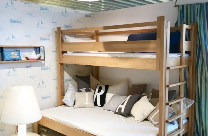 twinbed 665x435 - Ein Bett für alle: Wie schlafen denn eure Kinder? -