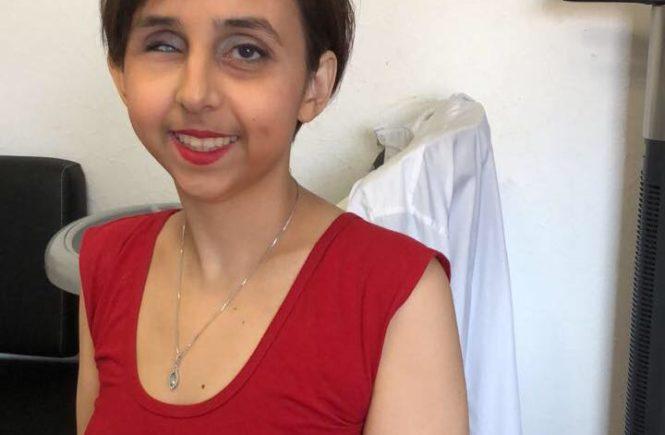 maria 665x435 - Interview mit Maria: So meistere ich mein Leben als blinde Mutter -