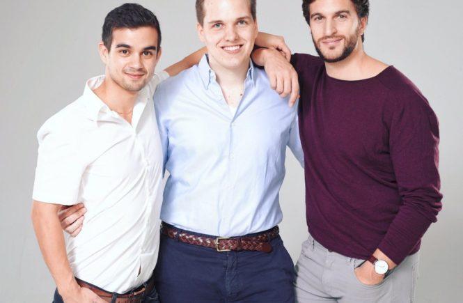 teamfoto 665x435 - Diese drei Männer wollen Familien glücklicher und gesünder machen - PLUS: Gewinnt leckere Yamo-Brei-Boxen! -