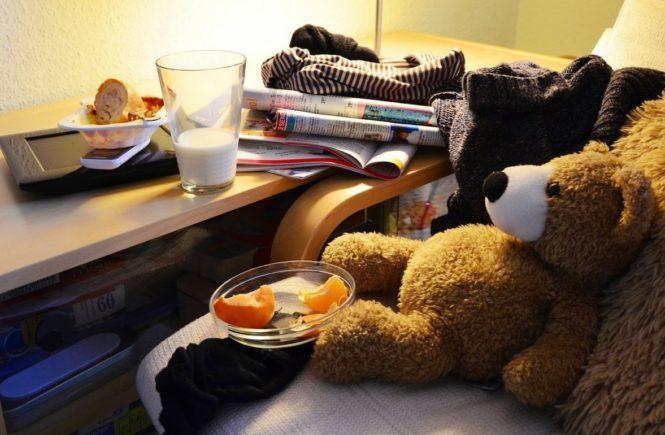 clutter 560701 1280 665x435 - Wäscheberge und fleckige Wände: Bin nur ich eine schlechte Hausfrau? -