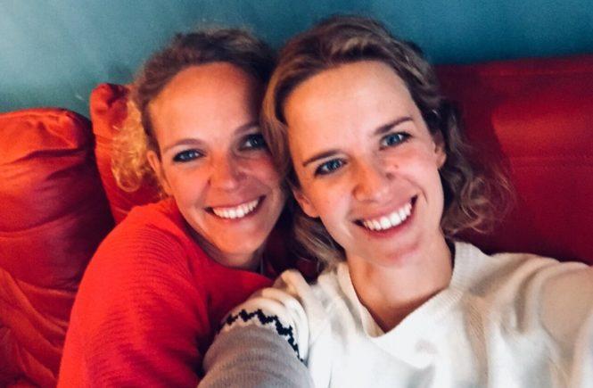 frankfurt 665x435 - Mädelstreffen in Frankfurt: Wie sich Lisa und Katharina endlich mal wiedersahen -