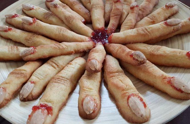 halloween finger kekse 665x435 - Trick or treat in Deutschland: Warum ich nicht Halloween feiere -