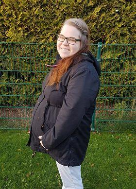dani - Schwangerschaftsübelkeit: Wie Dani seit Monaten gegen Erbrechen kämpft -