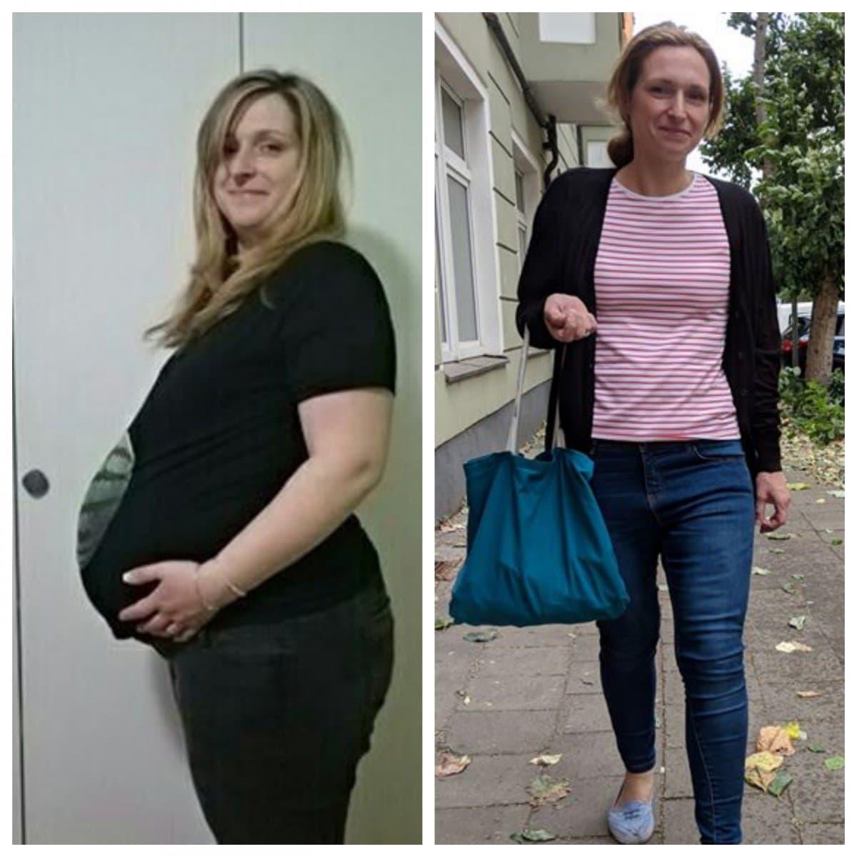 Ich Habe In Der Schwangerschaft 47 Kilo Zugenommen Interview Mit Kathrin Stadt Land Mama