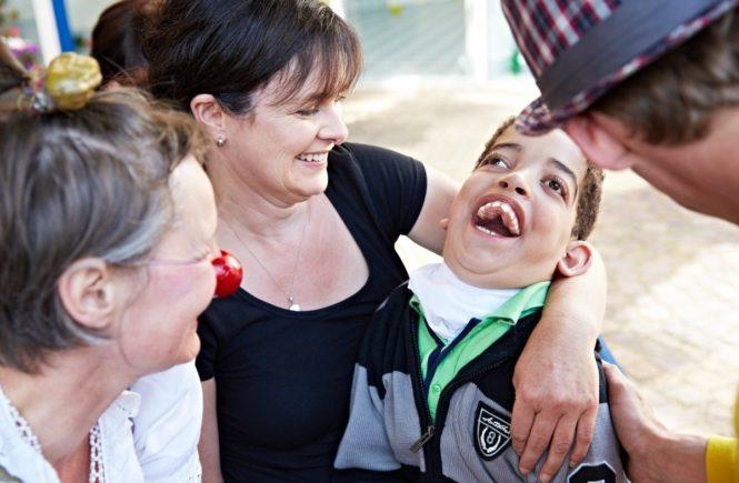 amir1 665x435 - Hilfe durchs Kinderhospiz: Amir ist mein Kind, ich liebe ihn so wie er ist -