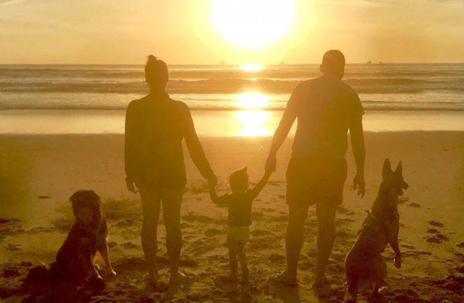 sammy 665x435 - Das klassische Familienleben fühlte sich nicht richtig an - vom Traum durch die Welt zu reisen -