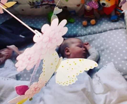 nina 3 532x435 - Mein Neugeborenes hatte einen Schlaganfall - Interview mit Nina -