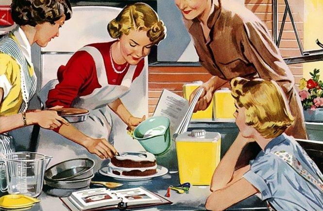 hausfrau und spass dabei 665x435 - Gastbeitrag: Kann ich als Hausfrau etwa nicht feministisch sein? -