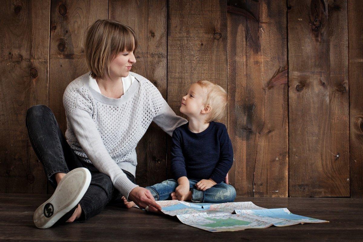 Wie mache ich mein Kind mit dem neuen Mann bekannt