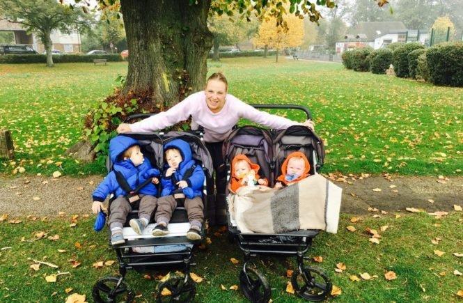 zwilli aufmacher 665x435 - Interview mit Rebecca: Ich bekam vier Kinder in einem Jahr bekam (2 mal Zwillinge!) -