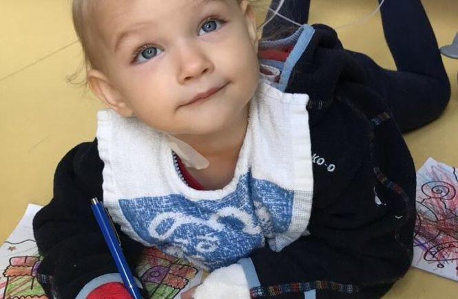 foto vicky 665x435 - Victoria will leben! Zweijährige aus Hamburg sucht dringend Stammzellspender -
