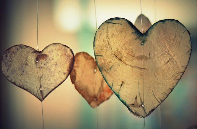 heart 700141 1280 665x435 - Liebe ist.... Über die Herzensmomente mit Kindern -
