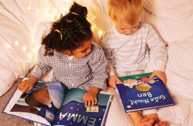 gute nacht teaserbild 665x435 - Dein Kind als Held im Bilderbuch - Gewinne wunderschöne, personalisierte Kinderbücher -