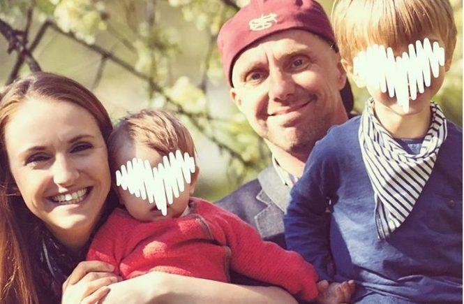fridolinfamilie 665x435 - Weihnachten ohne dich: Wie sehr wir unseren Papa vermissen... -