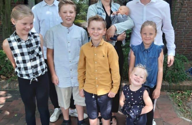 kehmeier1 665x435 - Update von der Großfamilie Kehmeier: So klappt unser Leben mit sieben Kindern -