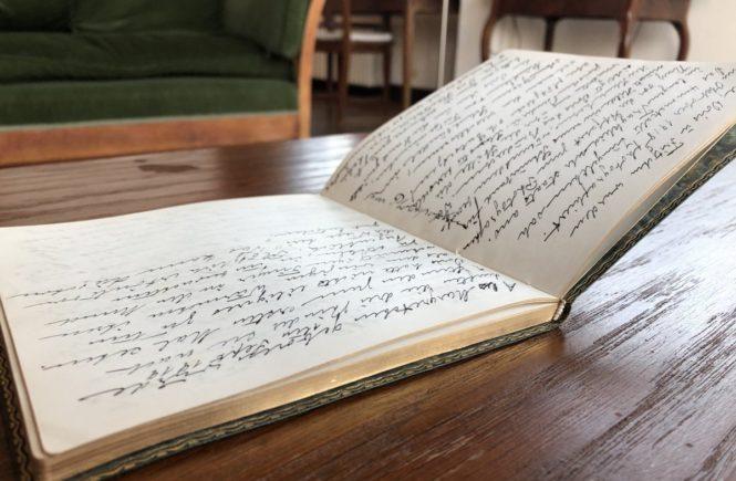 uroma2 665x435 - Tagebuch meiner Uroma von 1919: Witze und drollige Einfälle aus der Kinderzeit -