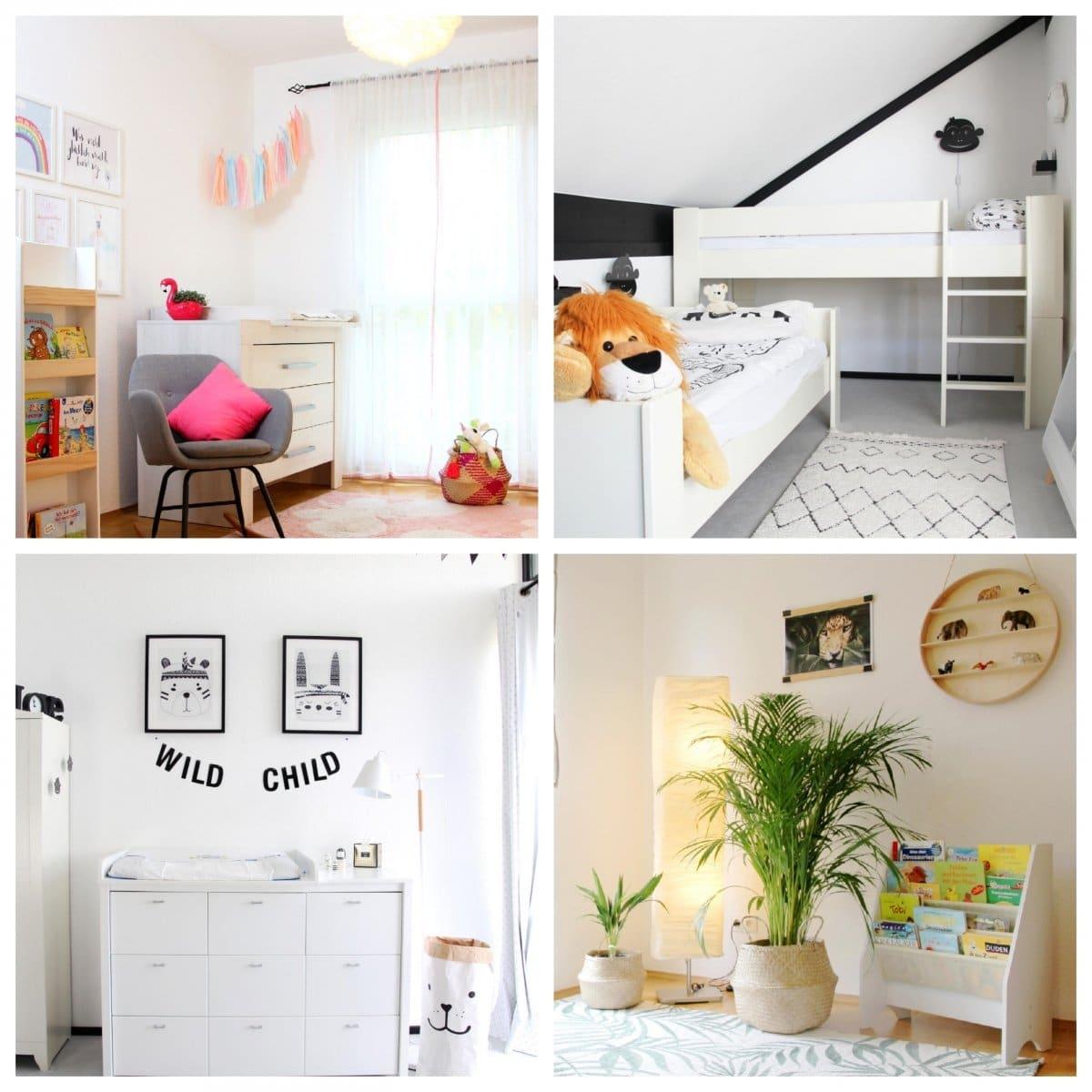 collage fotor zimmer - Was darf im Kinderzimmer nicht fehlen? Interview mit einer Einrichtungs-Expertin -