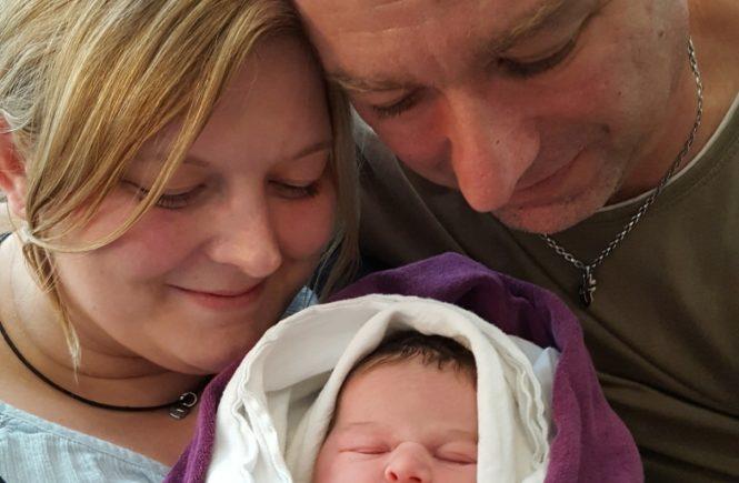 """magdalena fotor 665x435 - """"Endlose Dankbarkeit"""": Sabine war bei der Geburt ihrer Adoptivtochter dabei -"""