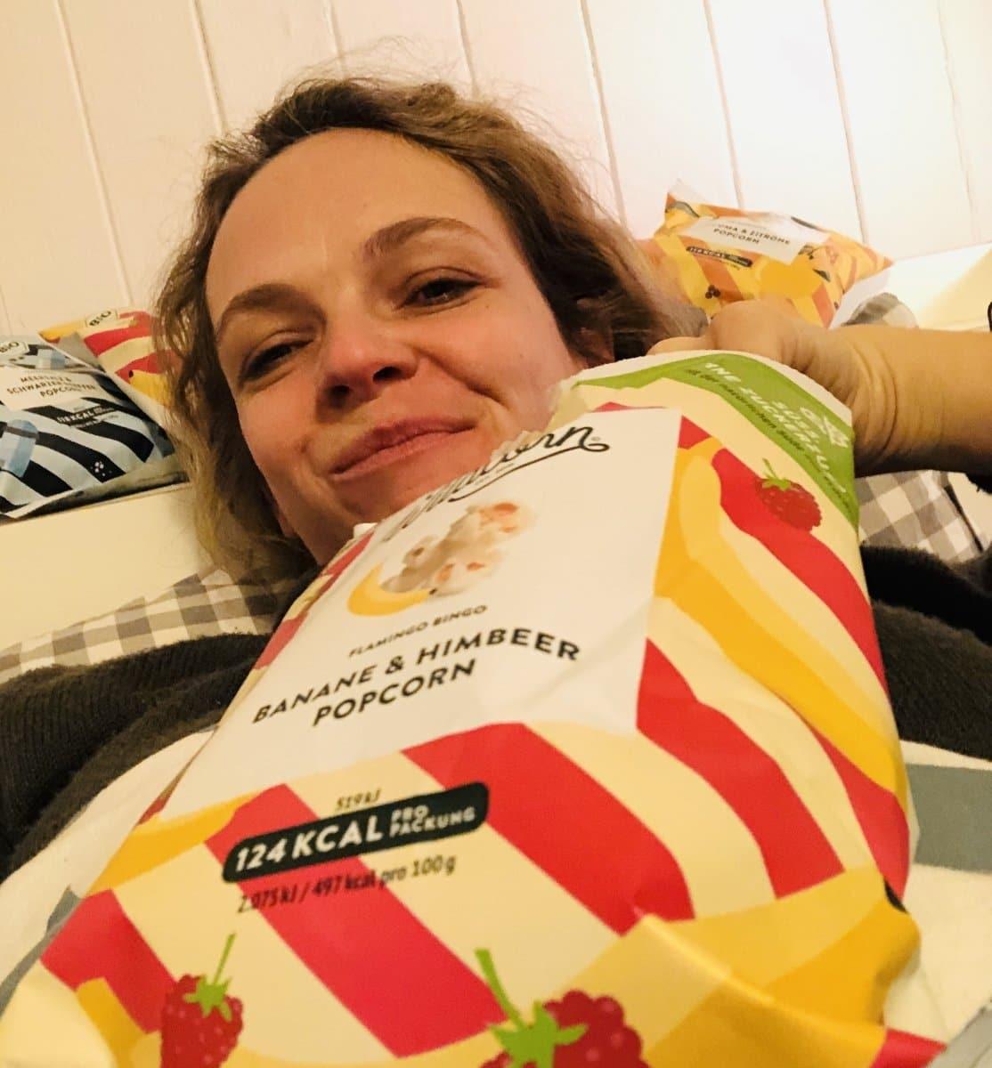 popcorn4 - Gesund snacken mit Wildcorn: Wo ich mir als Mama meine Rückzugsräume nehme -