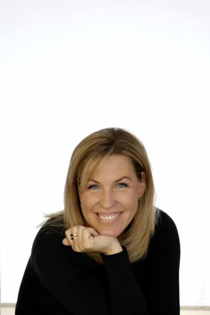 Porträt Nicole Staudinger