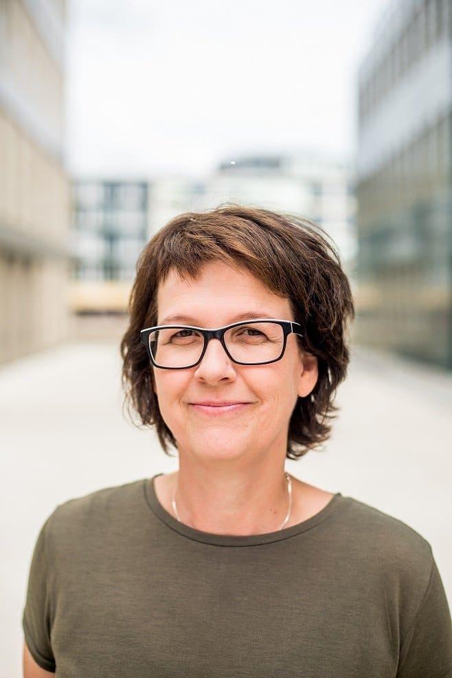 Thriller-Autorin Katrin Jäger
