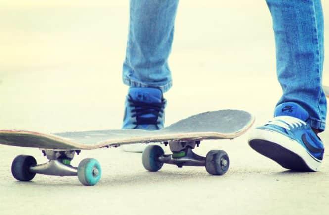Skaten als Ablösung