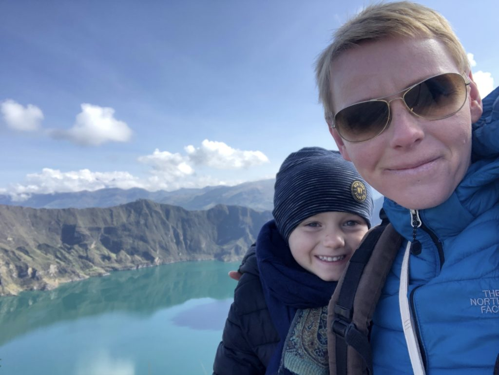 Südamerika 1024x769 - In die weite Welt träumen: Gabriela und ihr Sohn waren schon in 35 Ländern und zeigen uns die schönsten - Gabriela Urban und ihr fünf Jahre alter Sohn sind ein super Team, wenn es um Reisen um die Welt geht. Sie haben uns viele Tipps mitgebracht.