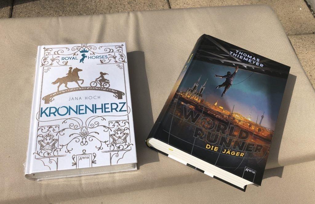Bücher2 1024x663 - Super Bücher für Kinder mit 3, 6, 9, 11 und 13 Jahren! - Hier kommen die besten Bücher von Arena für Kinder mit 3, 6, 9, 11 und 13 Jahren, die ihr lokal bestellen könnt, um nicht nur zu lesen, sondern auch um die Buchhandlungen zu retten.