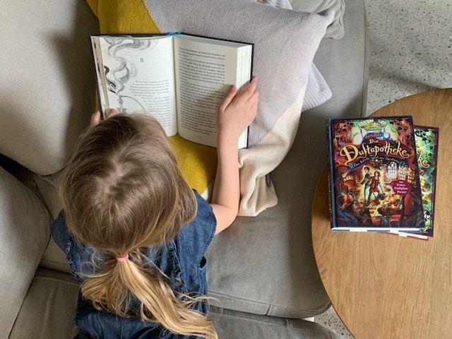 Duftbuch - Duftbuch - Hier kommen die besten Bücher von Arena für Kinder mit 3, 6, 9, 11 und 13 Jahren, die ihr lokal bestellen könnt, um nicht nur zu lesen, sondern auch um die Buchhandlungen zu retten.