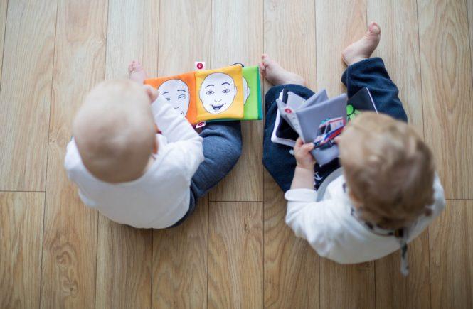 Kleinkinder in der Tagespflege