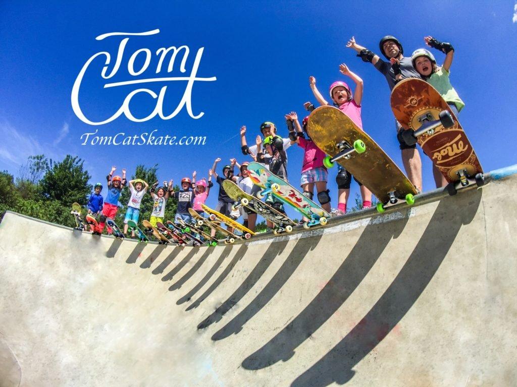 Skateboardkurs Deutschland TomCatSkate.com  1024x768 - Skateboard fahren - der ideale Sport, um Kids Selbstvertrauen zu geben - Tom ist bayerischer Meister im Skateboard fahren und gibt Kurse für Kids - wegen Corona nun auch online: