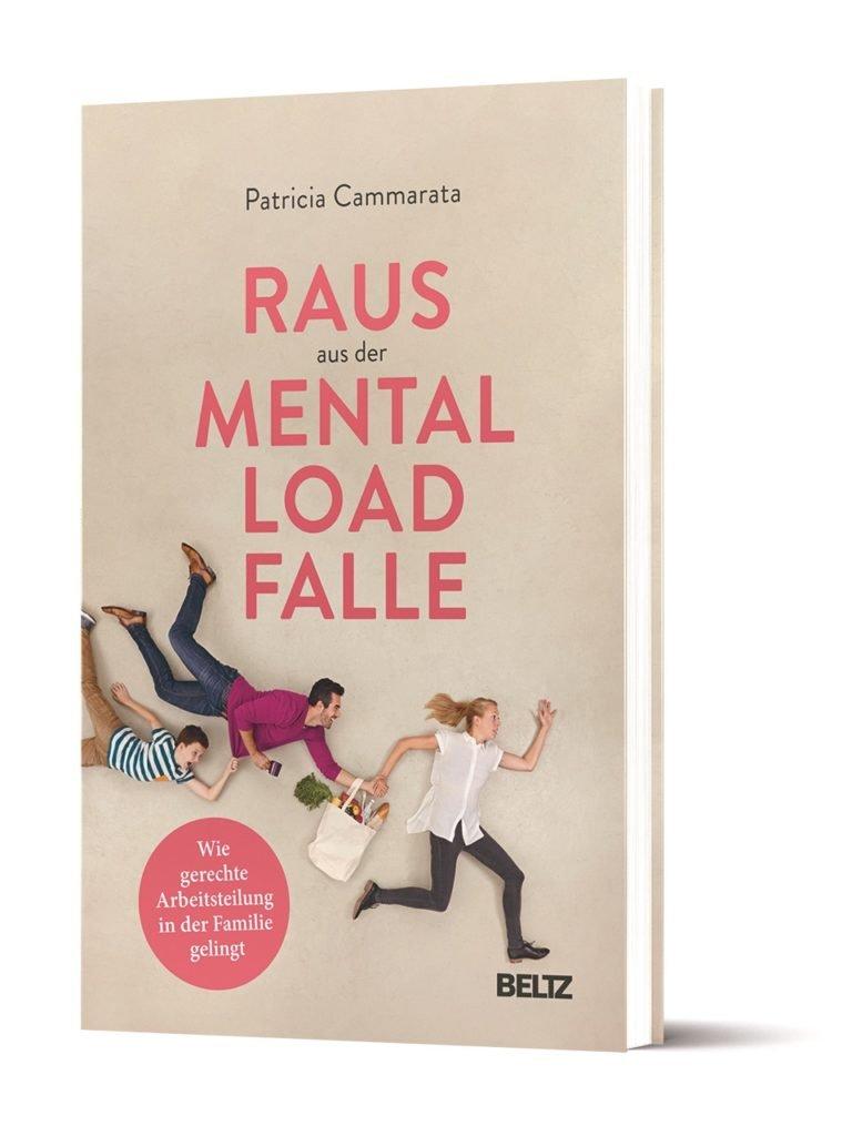 Mental Load Falle 768x1024 - Wie komm ich raus aus der Mental Load-Falle? Patricia Cammarata weiß es - Alle Familienmitglieder profitieren davon, wenn die Last der Familienorganisation nicht an einer Person allein hängt, weiß Autorin und Gleichberechtigungs-Expertin Patricia Cammarata.