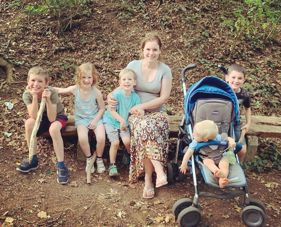 Mehrkindfamilie