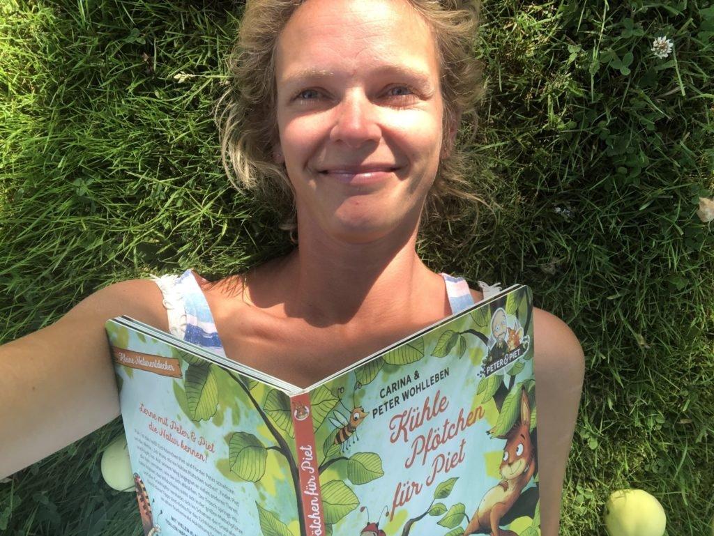 Piet1 1024x769 - Lieblings-Kinderbuch: Wie uns Carina und Peter Wohlleben von ihrem kleinen Eichhörnchen Piet überzeugten - Endlich wieder Vorlesen! Für Kinder ab zwei, deren Vorlesende auch gern nochmal über Mückenpopos schmunzeln wollen…
