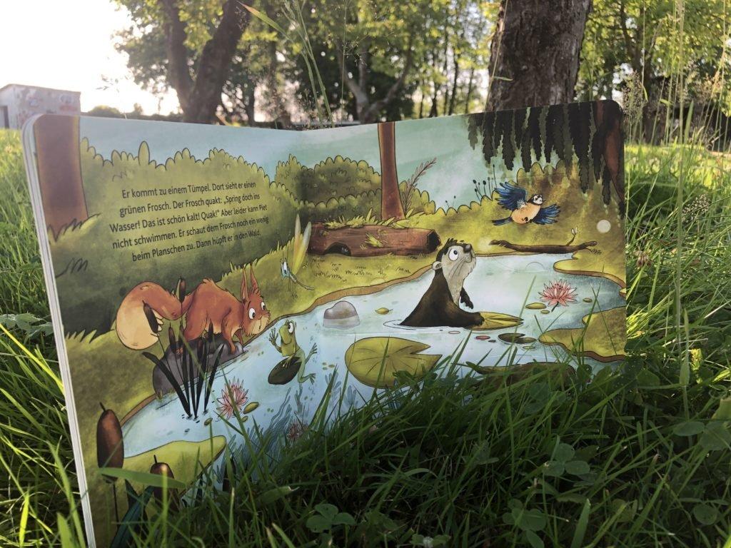 Piet3 1024x768 - Lieblings-Kinderbuch: Wie uns Carina und Peter Wohlleben von ihrem kleinen Eichhörnchen Piet überzeugten - Endlich wieder Vorlesen! Für Kinder ab zwei, deren Vorlesende auch gern nochmal über Mückenpopos schmunzeln wollen…