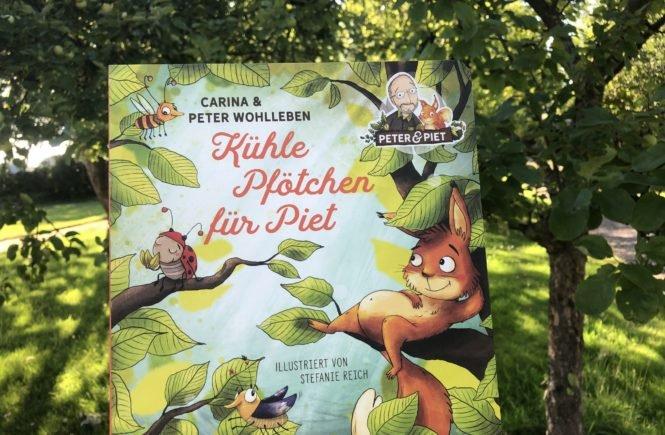 Piet4 665x435 - Lieblings-Kinderbuch: Wie uns Carina und Peter Wohlleben von ihrem kleinen Eichhörnchen Piet überzeugten - Endlich wieder Vorlesen! Für Kinder ab zwei, deren Vorlesende auch gern nochmal über Mückenpopos schmunzeln wollen…