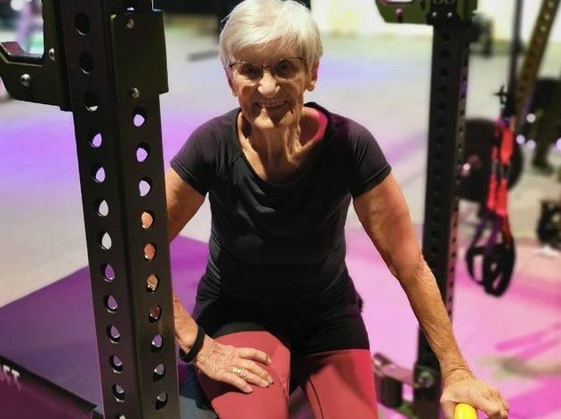 Fitness Oma